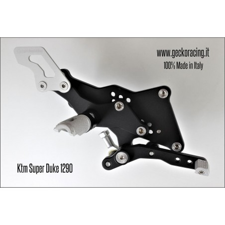 Rearsets Adjustable Ktm Super Duke 1290 Brake