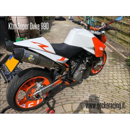 Rearsets gear Spare Parts Ktm Super Duke 990