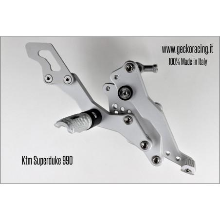 Rearsets Adjustable Ktm Super Duke 990 Brake