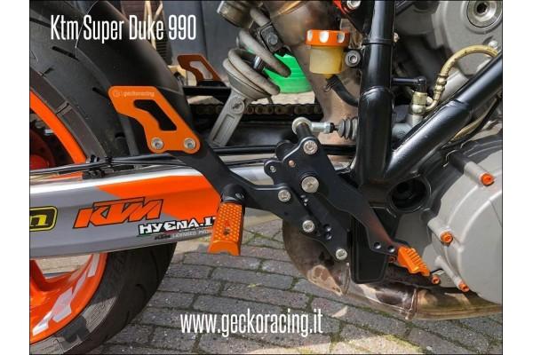 Accessori Pedane Ktm Super Duke 990