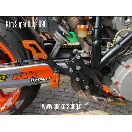 Accessories Rearsets Ktm Super Duke 990