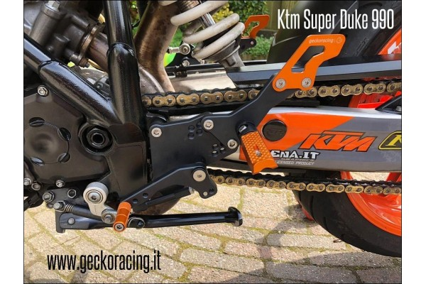 Ricambi Pedane Ktm Super Duke 990