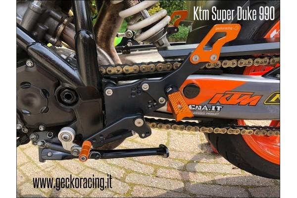 Spare Parts Rearsets Ktm Super Duke 990