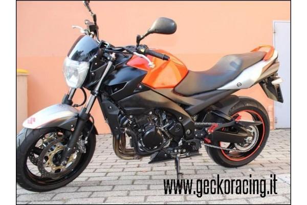 Rear Sets adjustable Suzuki Gsr 600