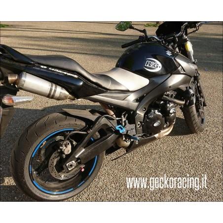 Pedane arretrate regolabili Suzuki Gsr 600