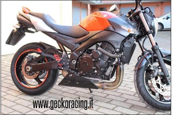 Rearsets gear Spare Parts Suzuki Gsr 600