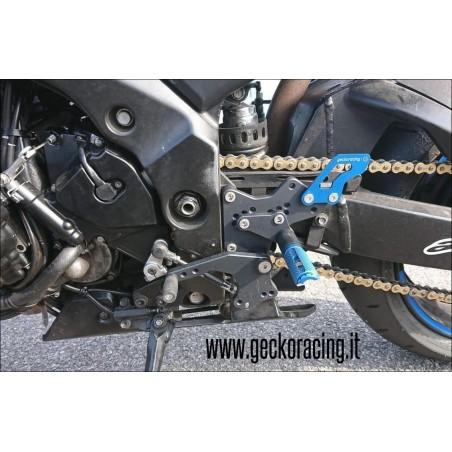 Rearsets brake Spare Parts Suzuki Gsr 600