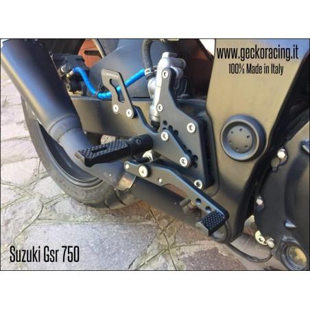 Pedali ricambi Suzuki Gsr 750