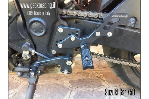 Accessori Pedane Suzuki Gsr 750