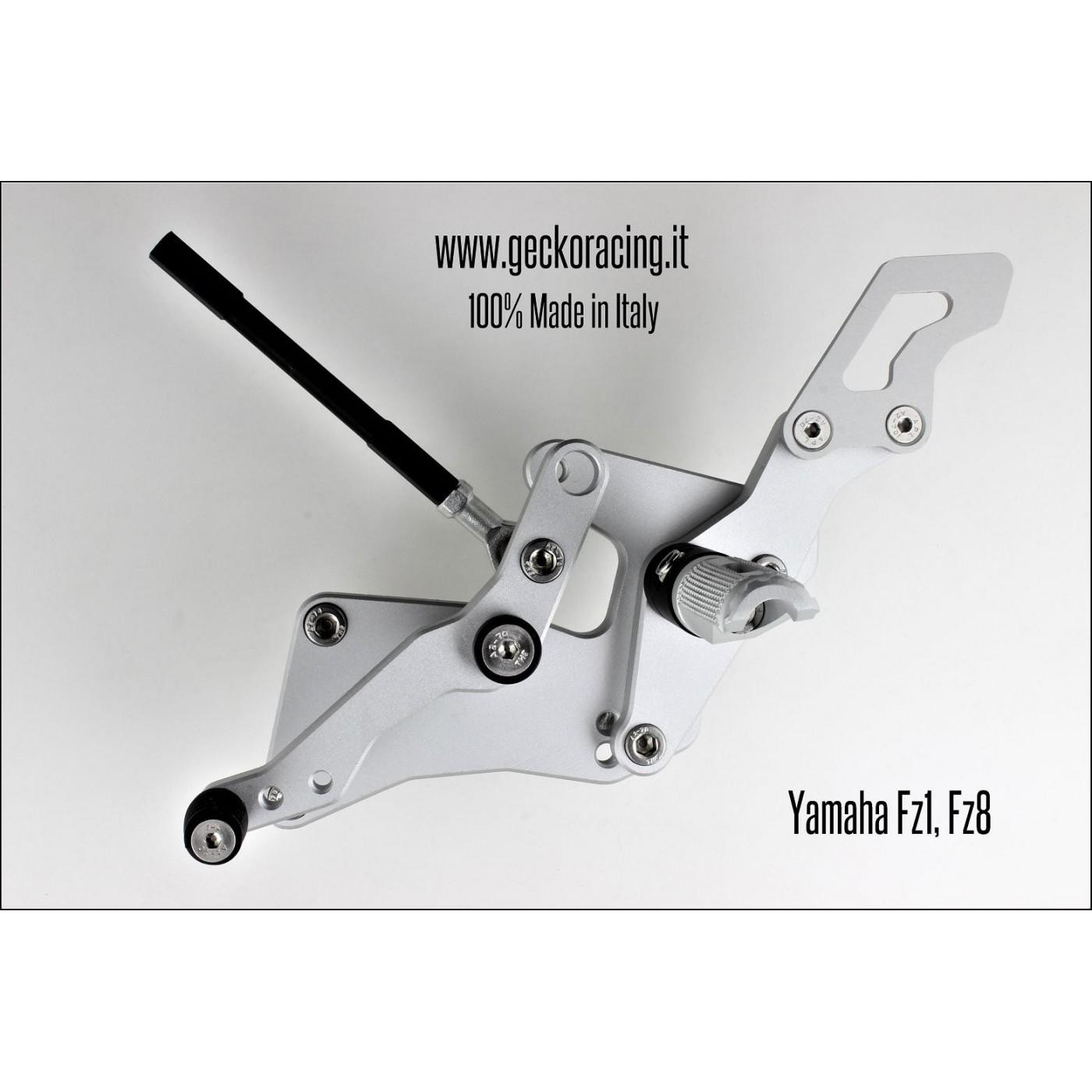 Rearsets Adjustable Yamaha Fz1, Fz8 Gear
