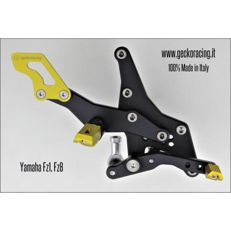 Rearsets Adjustable Yamaha Fz1, Fz8 Brake