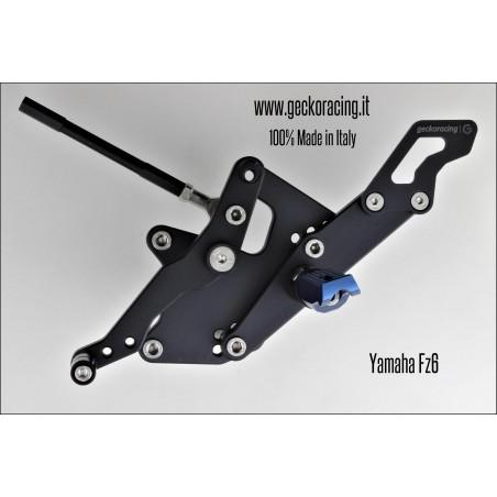 Rearsets Adjustable Yamaha Fz6 Gear