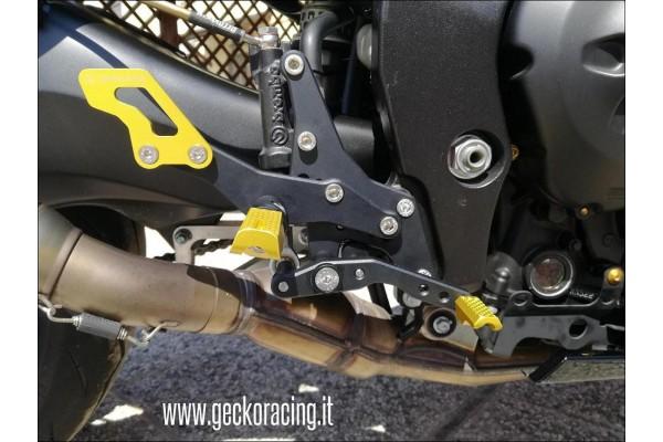 Rear Sets adjustable Yamaha Fz1, Fz8