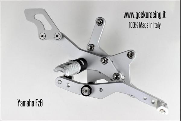 Rearsets Adjustable Yamaha Fz6 Brake