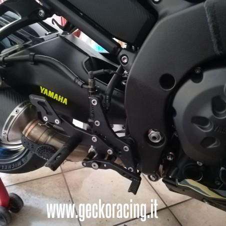 Rearsets Pegs Yamaha Fz1, Fz8