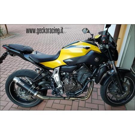 Rear Sets adjustable Yamaha Mt-07