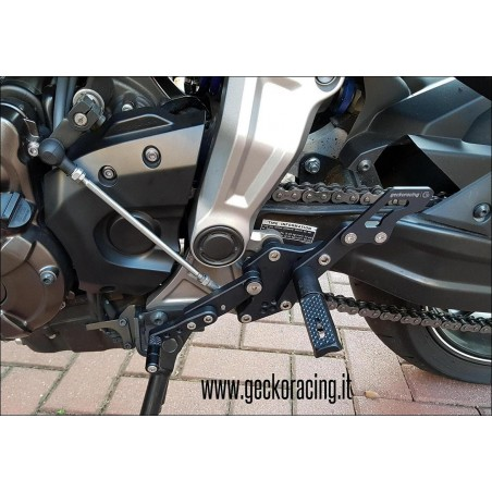 Accessories Rearsets Yamaha Mt-07