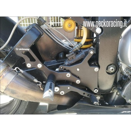 Spare Parts Rearsets Yamaha R6
