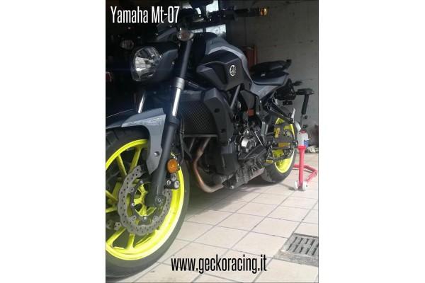 Rearsets brake Spare Parts Yamaha Mt-07