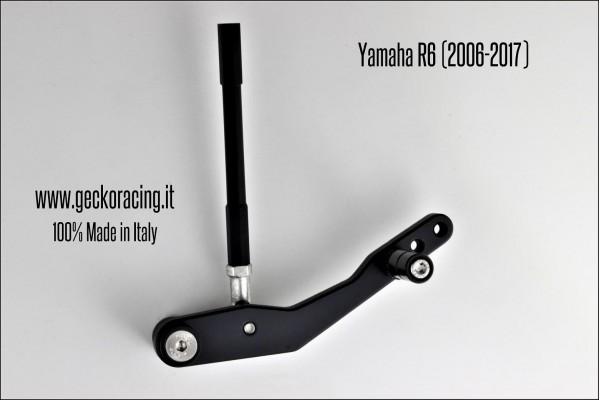Rearsets Adjustable Yamaha R6 (2006-2017)