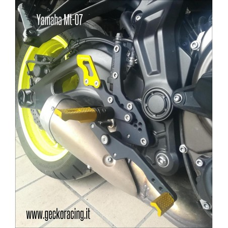 Footrest Rearsets Yamaha Mt-07