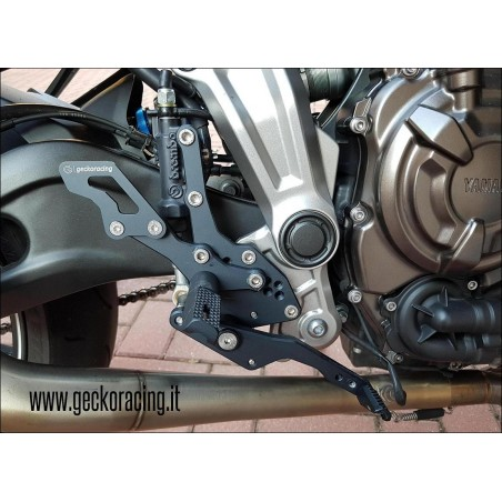 Spare Parts Rearsets Yamaha Mt-07