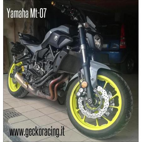 Pedane ricambi freno Yamaha Mt-07