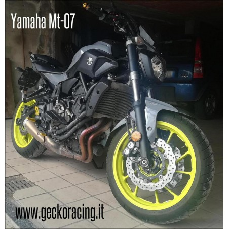 Rear Sets accessories Yamaha Mt-07